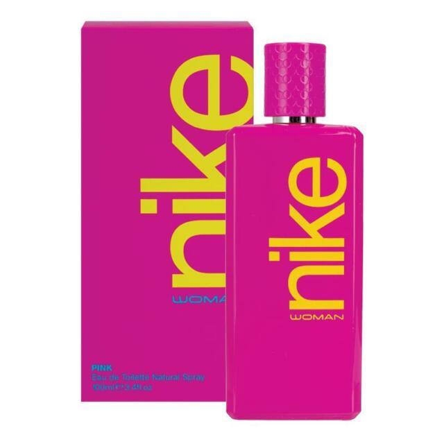19c27961dc Nike Woman Pink Eau De Toilette 100ml WOMENS PERFUME   COLOGNE SPRAY