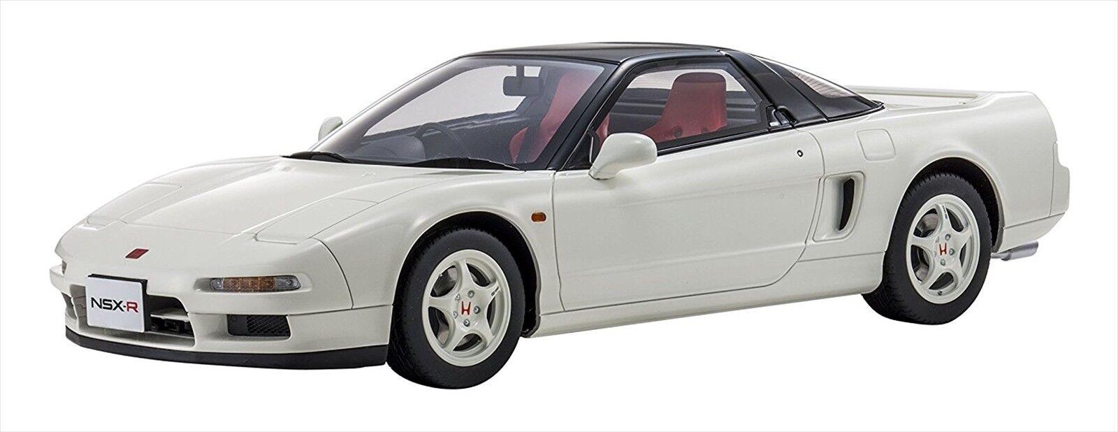 Kyosho Samurai 1 12 HONDA NSX TYPE R Blanc KSR12003W résine voiture modèle EMS nouveau