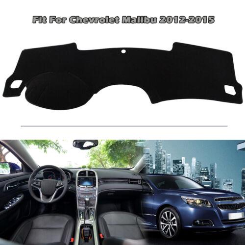 For 2012-2015 Chevrolet Malibu Dashboard Dash Mat DashMat Sun Cover Pad Inner