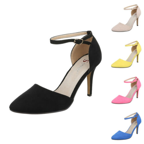 HIGH HEELS PUMPS DAMENSCHUHE 8402 0€