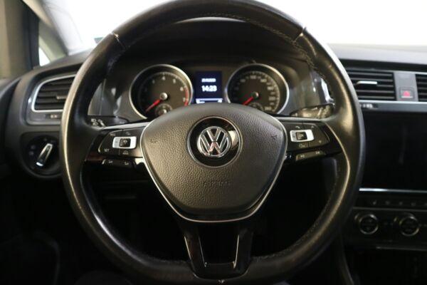 VW Golf VII 1,4 TSi 125 Comfortline DSG - billede 3