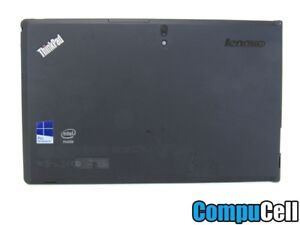 reputable site c3341 53a76 Details about OEM Lenovo ThinkPad Tablet 2 10.1' LCD Back Cover  60.4VX16.003 04X0517 GRADE