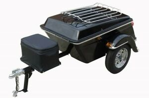 Legend Pull Behind Motorcycle Trailer - Tow an American Legend