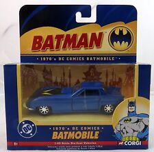 Corgi DC Comics Die Cast 2005 1:43 1970's Batmobile
