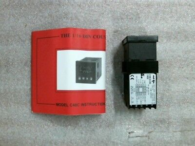 RED LION CONTROL DISPLAY COUNTER LD SERIES OEMKH002 FREE SHIPPING UNTESTED