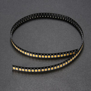 100PCS-SMD3528-1210-1W-100LM-Warm-White-LED-Backlight-DIY-Chip-Bead-For-TV-Appli