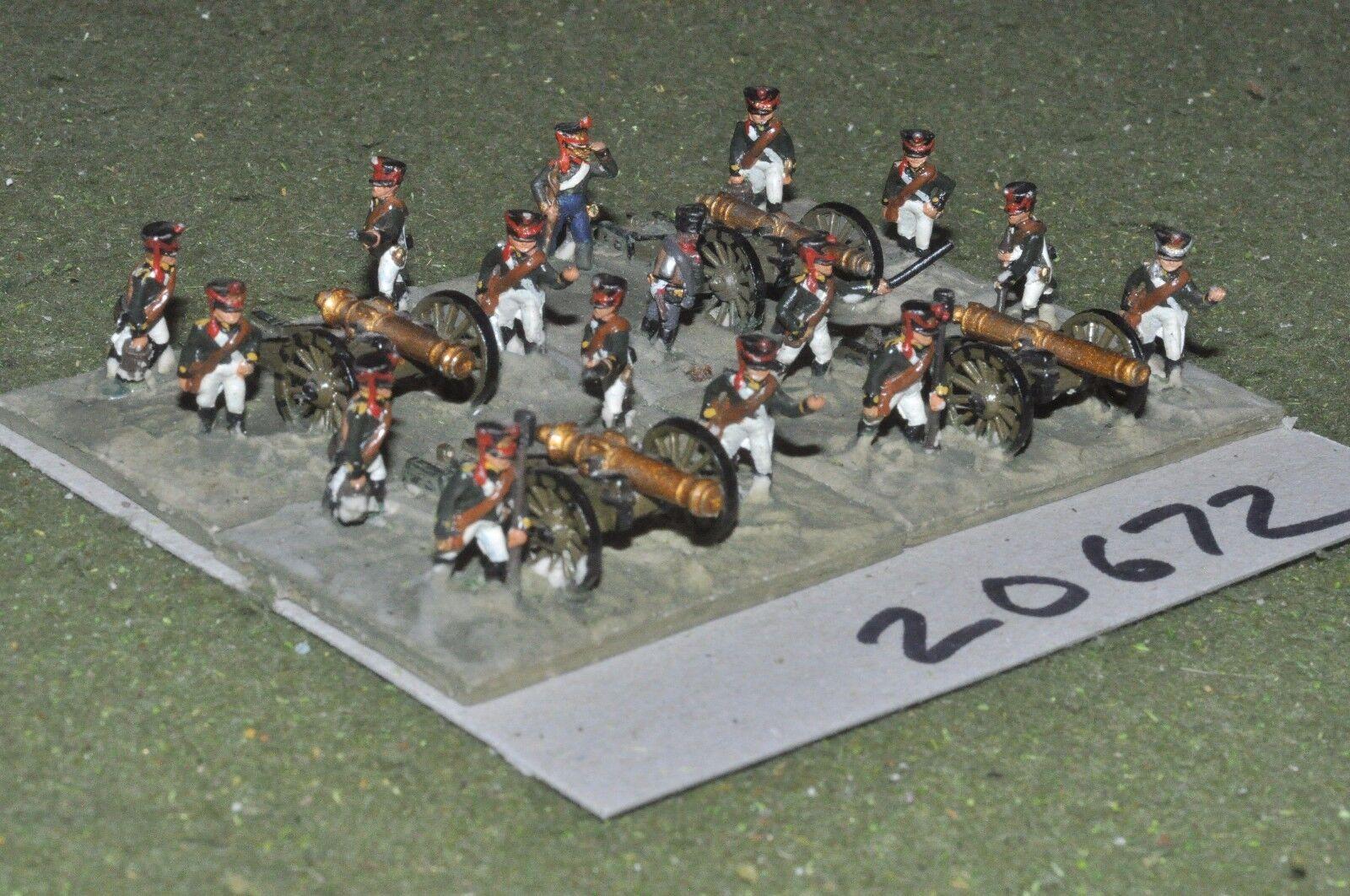 15mm napoleonic   russian - artillery - art (20672)