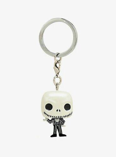 Funko Pocket Pop The Nightmare Before Christmas Jack Key Chain UK Seller