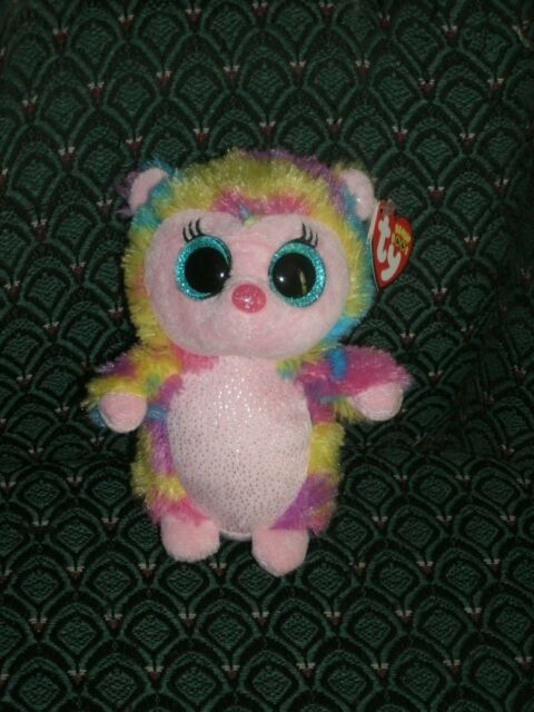Ty Beanie Boos Holly - Hedgehog (Justice Exclusive) for sale online ... fab155cf1a32