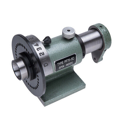 ZEATOOL Horizontal and Vertical 5C Angle Collet Fixture