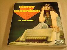 ACCORDEON LP / THE MARTINI DUO