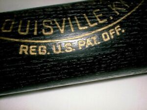 Old-BABE-RUTH-League-Bat-34-034-Hillerich-Bradsby-Louisville-Slugger-125-Ny-YANKEES