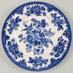 Royal-Stafford-ASIATIC-PHEASANT-DARK-BLUE-Dinner-Plate-8073319