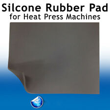 Pad Of Heat Press Machine Replacement High Temp 16x24 Gray 031 Silicone