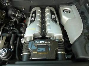 AUDI R LAMBORGHINI V ENGINE Code BUJ Bhp EXCELLENT - Audi r8 engine