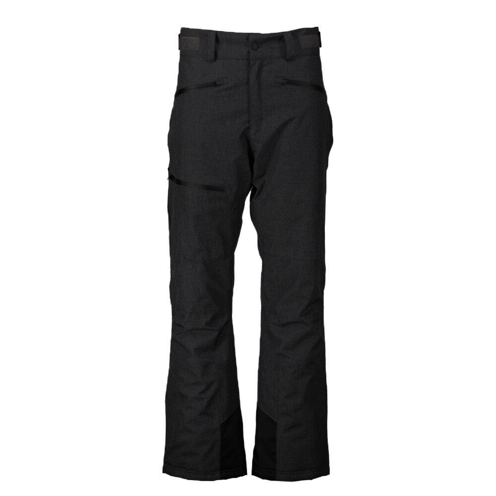 Five Seasons Esin Pantalones Hombre Pantalones Esquí para Hombre Forrado Negro