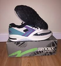 "Women's Vintage New w/ Box Brooks Running ""Flash"" HydroFlow Shoes Sneakers 9.5"