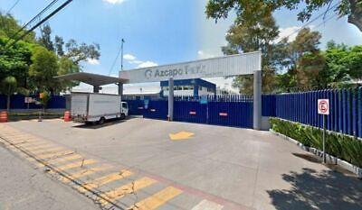 4,824 m2 AZCAPOTZALCO, CDMX Bodega Industrial Renta FUDIR PA 191120