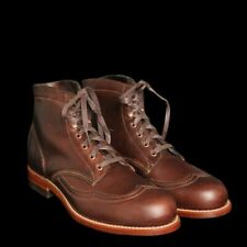 d6c76b28c41 Wolverine Addison 1000 Mile Wingtip Boot Vintage BOOTS 10.5 for sale ...