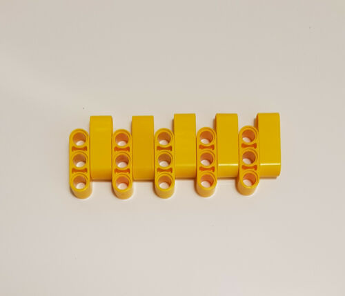 20x Lego Technic NEU Liftarm gelb 1 x 3 breit 32523 Technik gelb 1x3 4153707 NEU