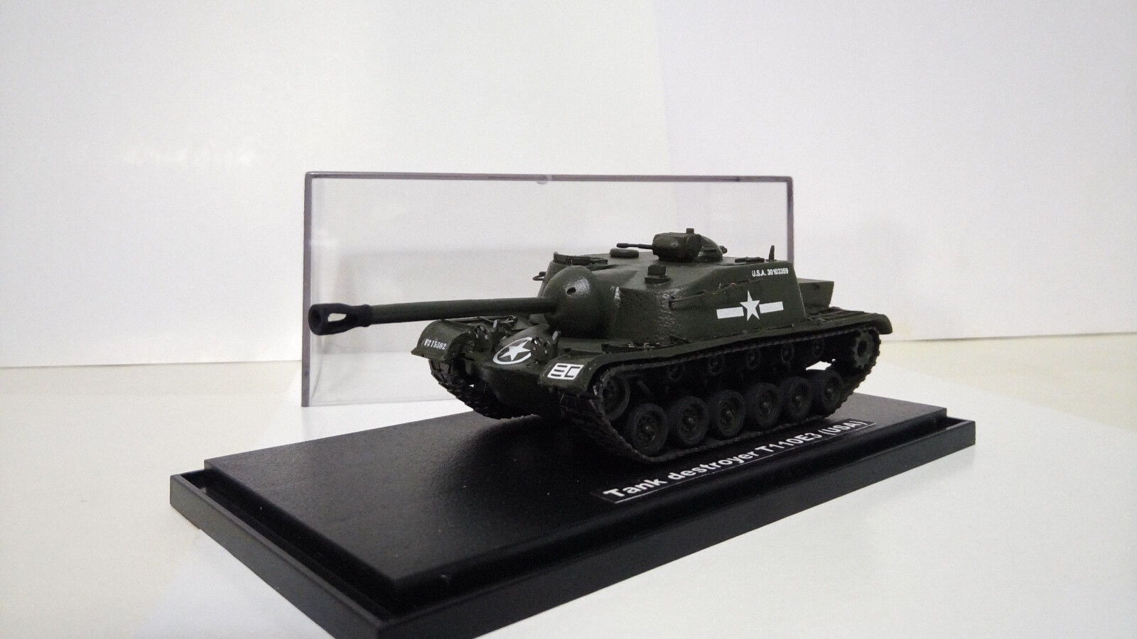 T110e3 tank destroyer (usa) (1  72) resin  approvisionnement direct des fabricants