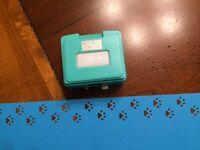 Omfl Heart Paws Design Border Maker Cartridge For Creative Memories