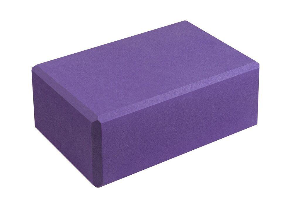 Hello Fit 4″ Yoga Block (4″ x 6″ x 9″) – Studio 10 Pack
