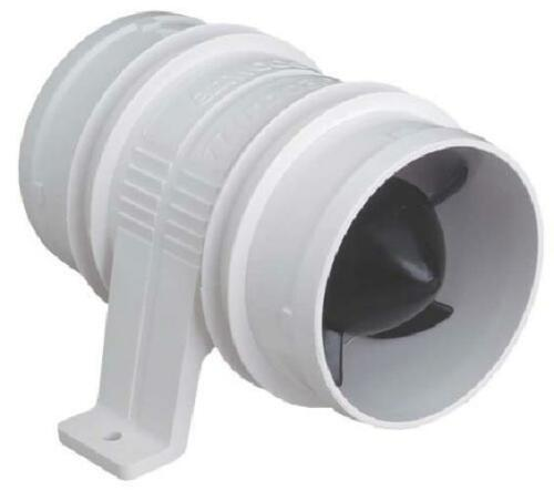 3-Inch Blower for ventilation Fan engine compartments Bilge Boat Parts White