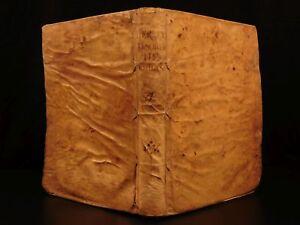 1726-Herrera-Decadas-Espagnol-Exploration-Florida-Hernando-de-Soto-Voyages