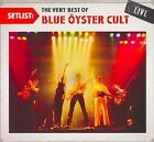 Setlist The Very Best of Blue Oyster Cult Live CD 886977177927