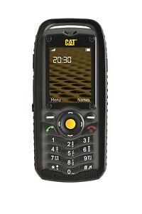 CAT-Caterpillar-CAT-B25-DURO-robusto-impermeabile-cellulare-Nera