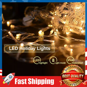 10M/30M LED String Light Garlands LED Decor Fairy Lights for Home Xmas Holiday