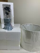 Ophelia Co Lawncrest Swirl Handled Pottery 31 Table Lamp For Sale Online Ebay