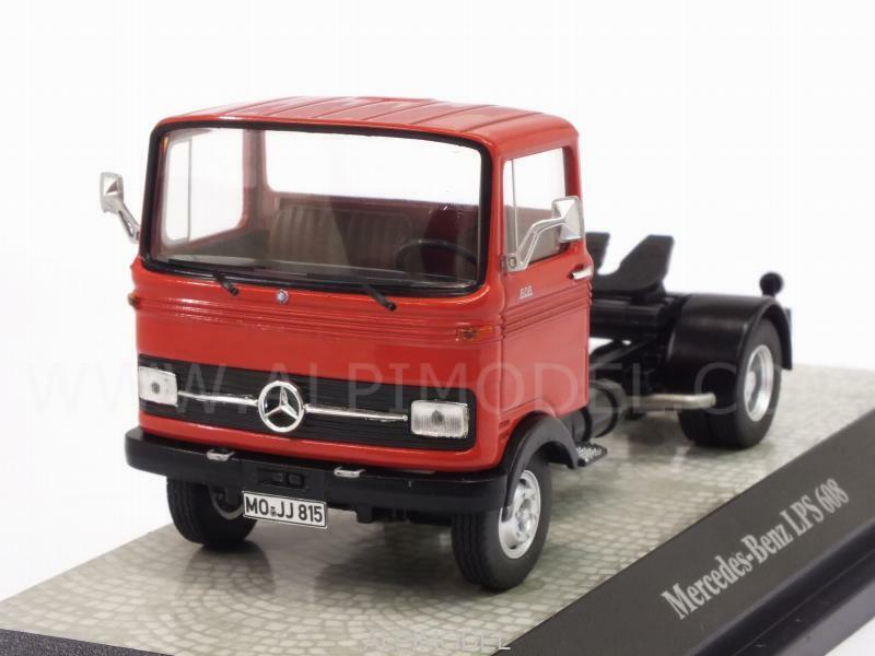 Mercedes LP608 Truck Verden 1 43 PREMIUM CLASSIXXS PCL12520