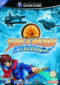 Nintendo-GameCube-Spiel-Skies-of-Arcadia-Legends-mit-OVP