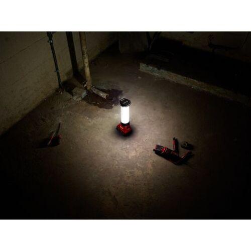 Milwaukee LED Akkuleuchte M18LL ohne Akku Ladegerät 4932430563