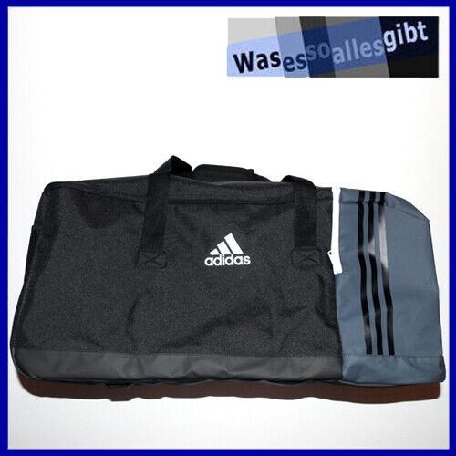 SCHNÄPPCHEN! adidas Tiro Teambag L \ schwarz/grau \ #Z 8944