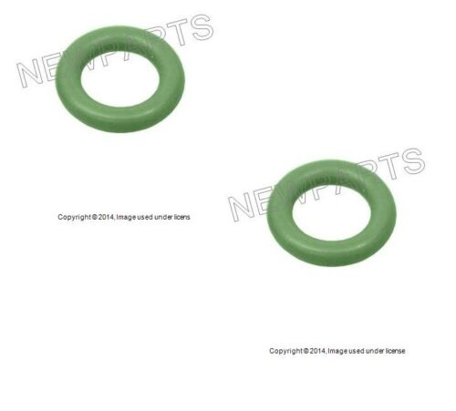 For Mercedes R107 W126 W201 190E 260E Aftermarket Set of 2 O-Ring 0129979748