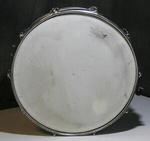 remo weatherking coated ambassador snare drum 14 ebay. Black Bedroom Furniture Sets. Home Design Ideas