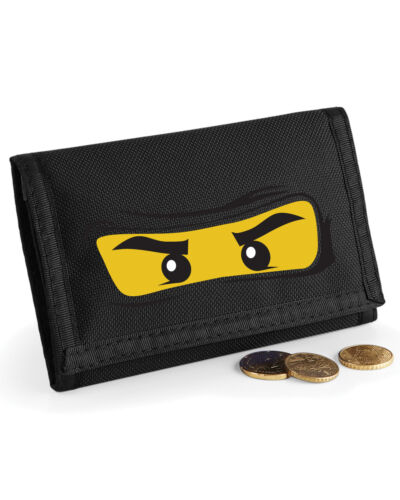 Ninjago  Kids WALLET Money Holder Purse *New*