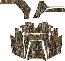 Polaris RZR RANGER 570 800 900 xp DECALS WRAP DOORS UTV camo camouflage weeds 2