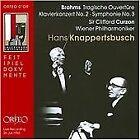 Johannes Brahms - Brahms: Tragische Ouvertüre; Klavierkonzert No. 2; Symphonie No. 3 (2006)
