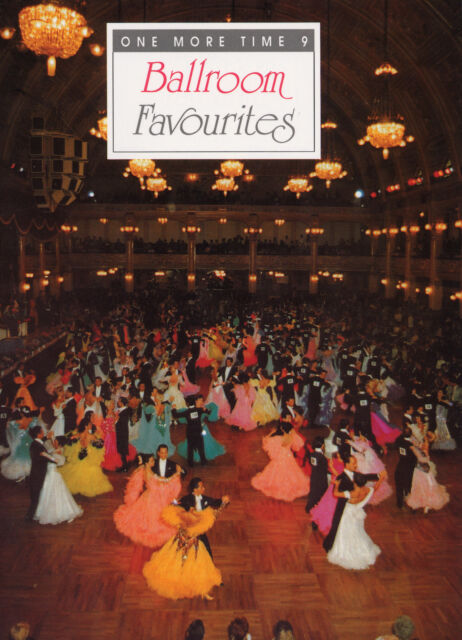 Ballroom Favourites One More Time Volume 9 Keyboard Learn Play FABER Music BOOK