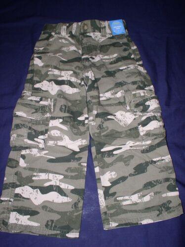 Gymboree pants Dalmatian Puppy 0 3 6 9 12 18 train fleece plaid footed camo 2T