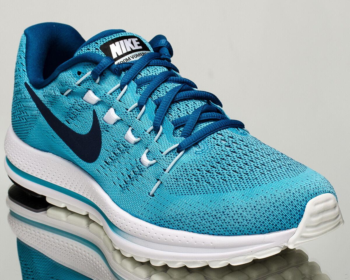 Nike Luft Zoom Vomero 12 Running Turnschuhe Blau Letztes Größe 7 Us 863762-402