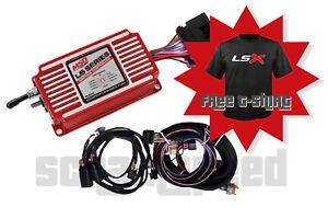 Details about MSD 6014 LS Digital Ignition Box Carb Swap LS1 LS2 LS3 LS6  LS7 LSX Carburetor