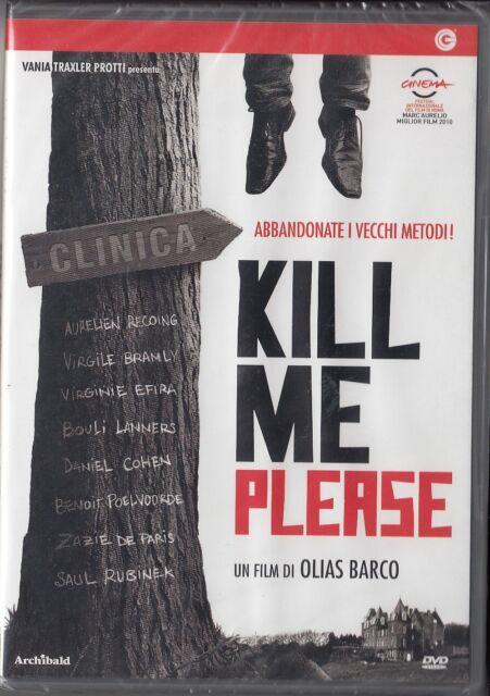Kill Me Please (2010) DVD - NUOVO E SIGILLATO