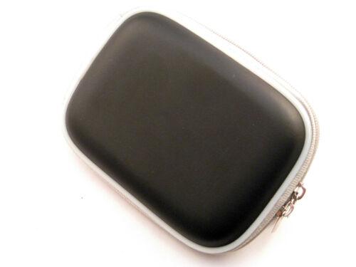 Universal Kameratasche Fototasche Schutz Case für Kleine Digitalkameras Schwarz