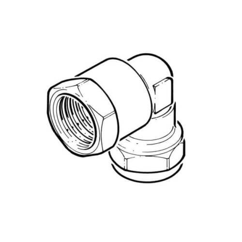 "FREEPOST 28mm x 1/"" UK SELLER NEW Elbow UK Compression"
