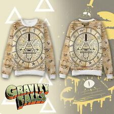 Gravity Falls Bill Cipher Boss Hoodie Coat Sweatshirt Cosplay Costume Long Sleev